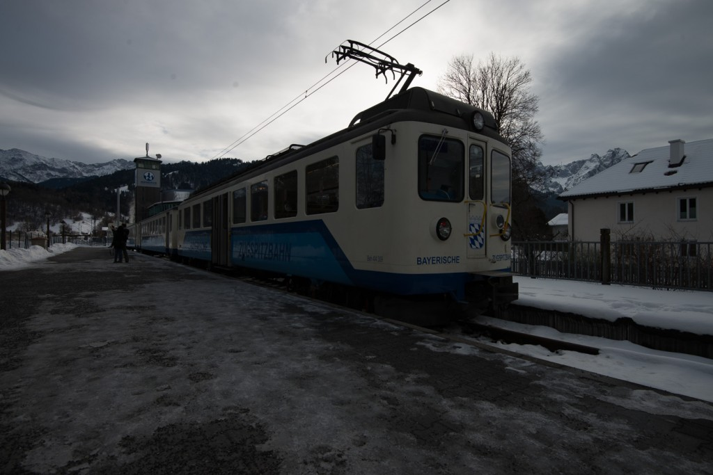 Tren-Zugspitze