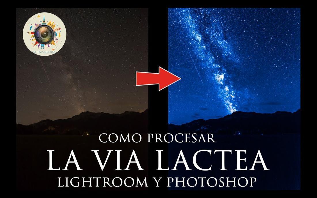procesar la Via Láctea
